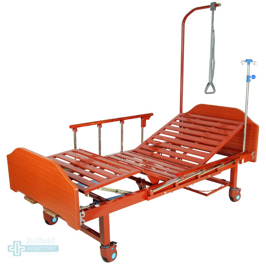 кровать механическая МК-1128