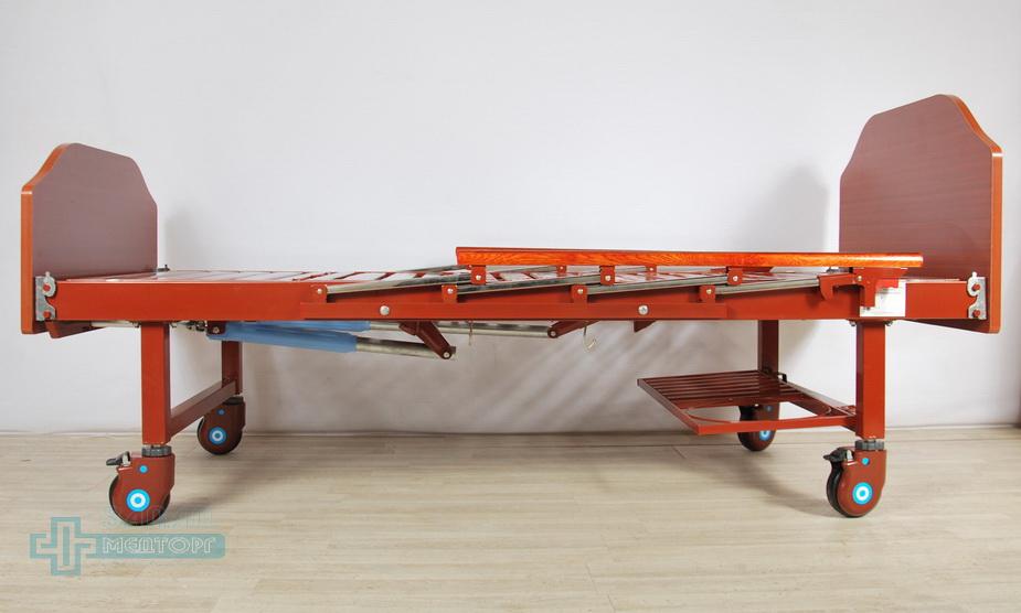 кровать механическая МК-1128 сложеная