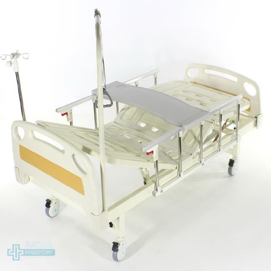 кровать механическая МК-1127 возможности