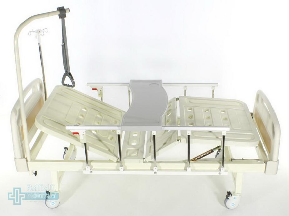 кровать механическая МК-1127 стойка столик