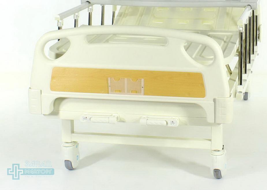 кровать механическая МК-1127 задняя спинка