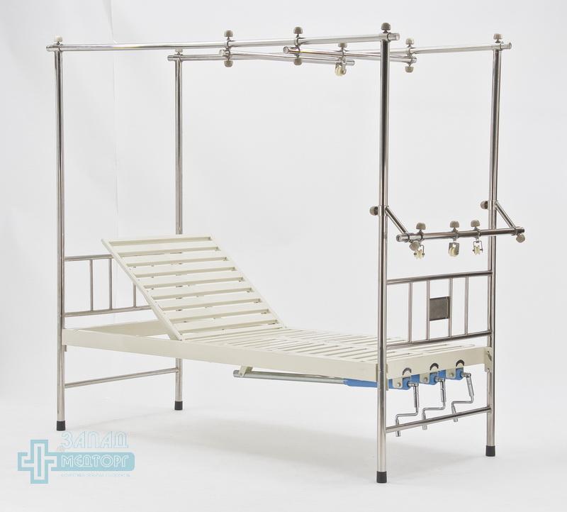 кровать ортопедическая медицинская МК-1119 подъем передний градусы 45