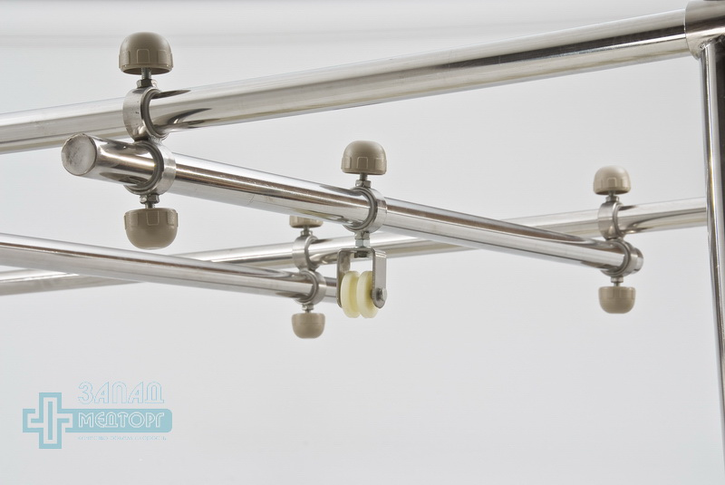 кровать ортопедическая медицинская МК-1119 верхние балки