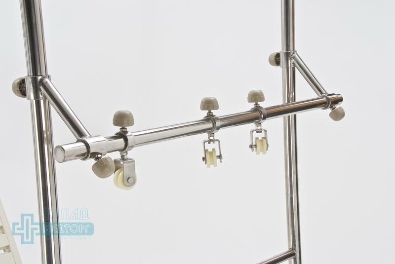 кровать ортопедическая медицинская МК-1119 лебедки 2