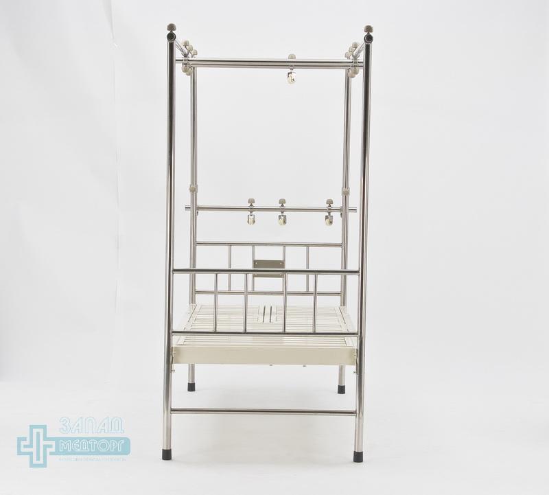 кровать ортопедическая медицинская МК-1119 перед