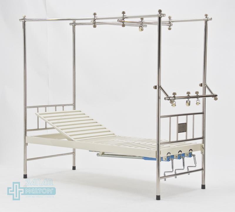 кровать ортопедическая медицинская МК-1119 подъем передний градусы 30