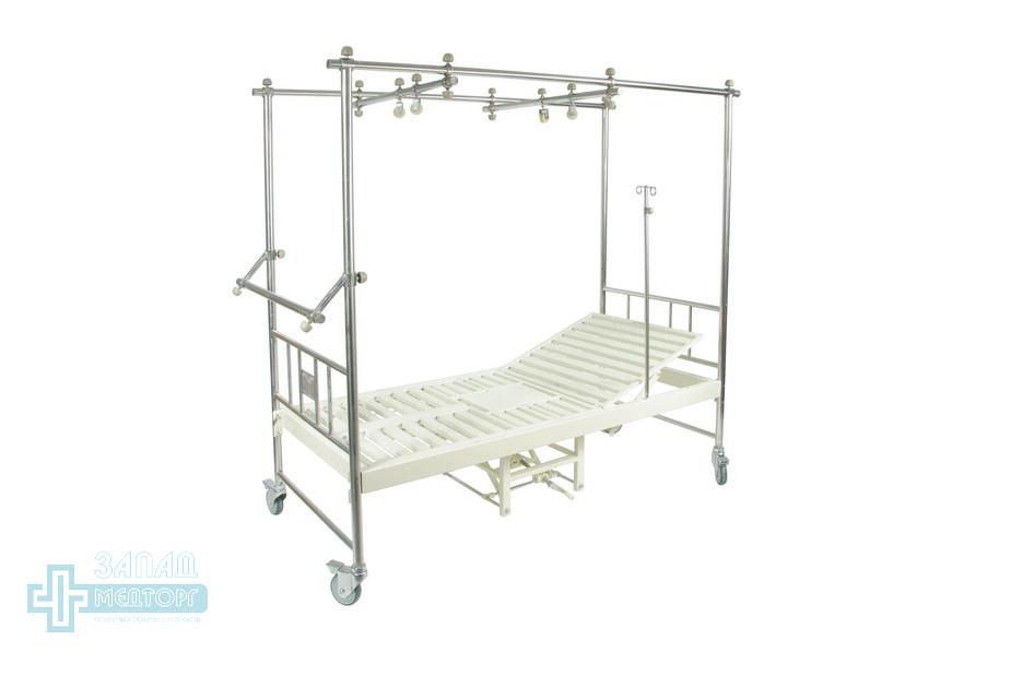 кровать ортопедическая медицинская МК-1118
