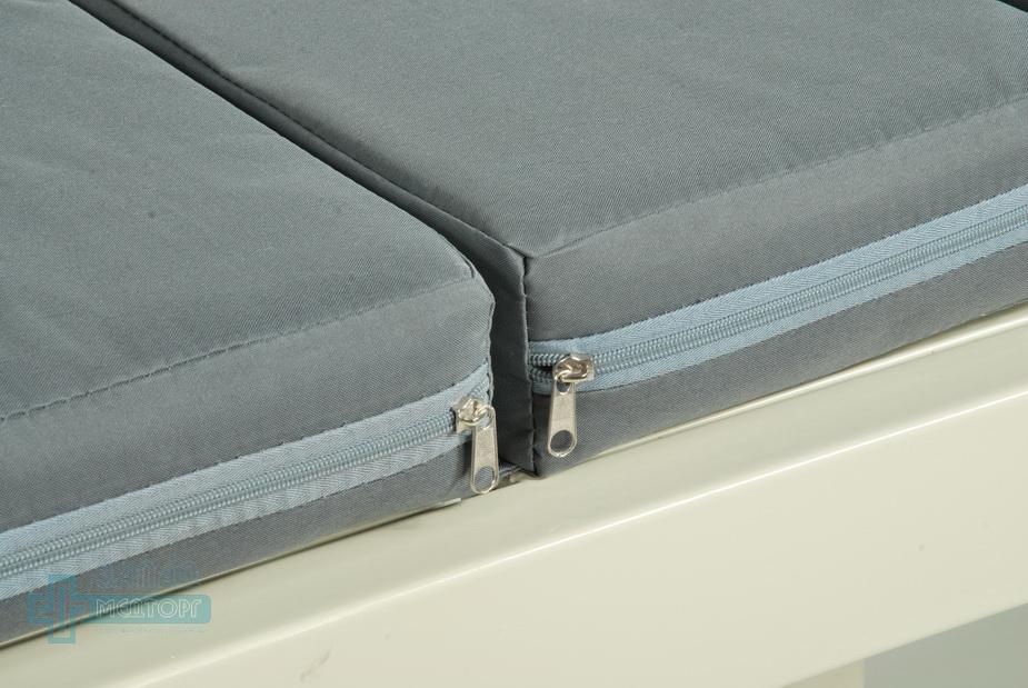 кровать ортопедическая медицинская МК-1118 матрац