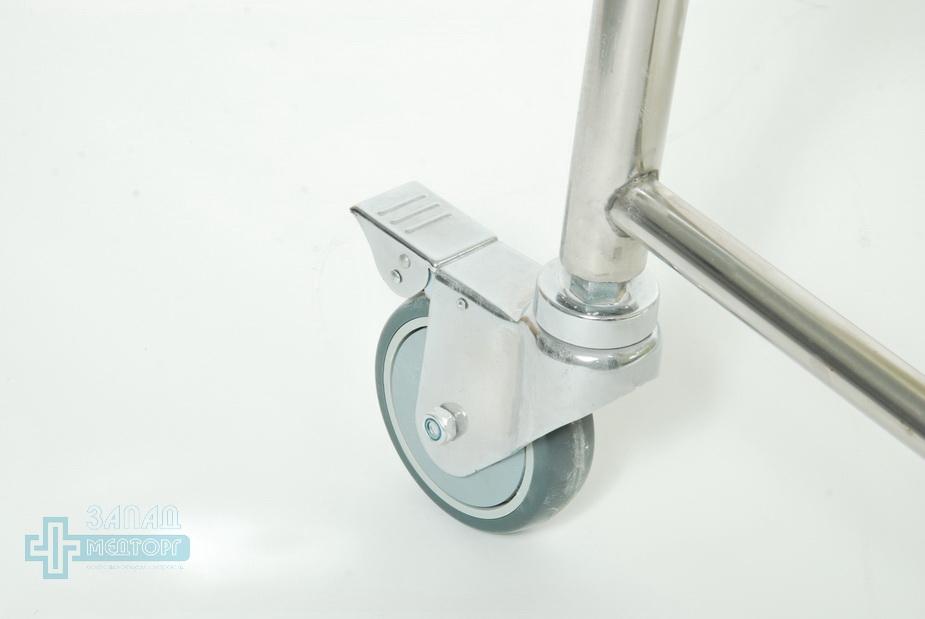 кровать ортопедическая медицинская МК-1118 колесо