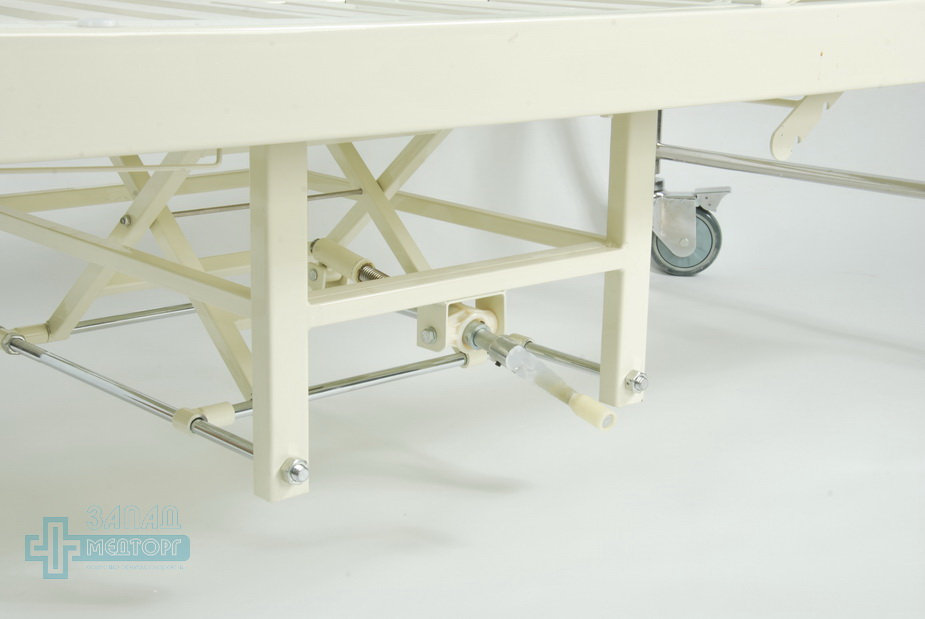 кровать ортопедическая медицинская МК-1118 привод