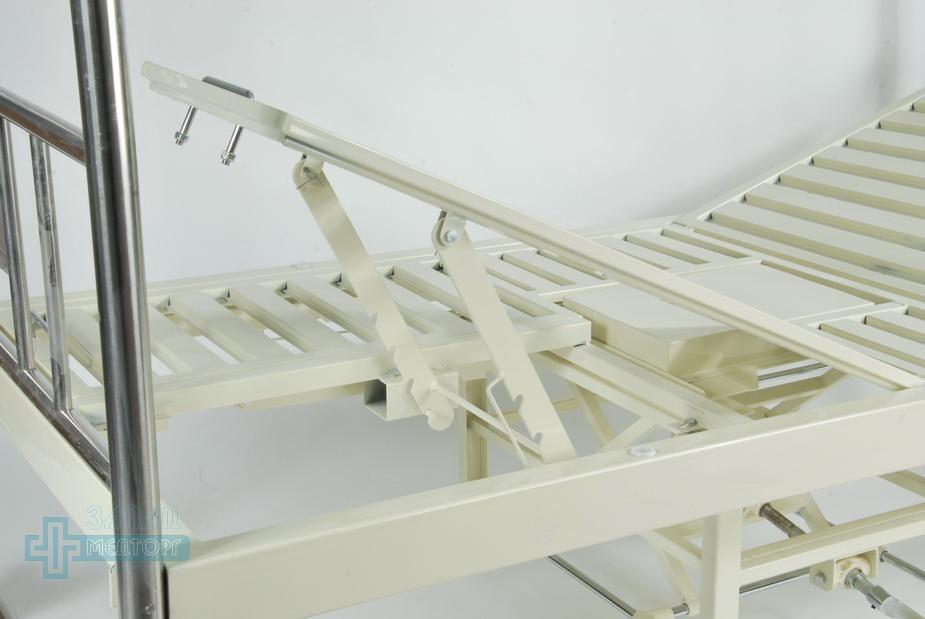 кровать ортопедическая медицинская МК-1118 левая нога подъем