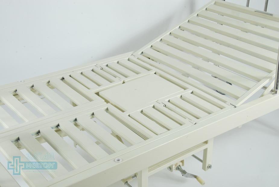 кровать ортопедическая медицинская МК-1118 закрыта