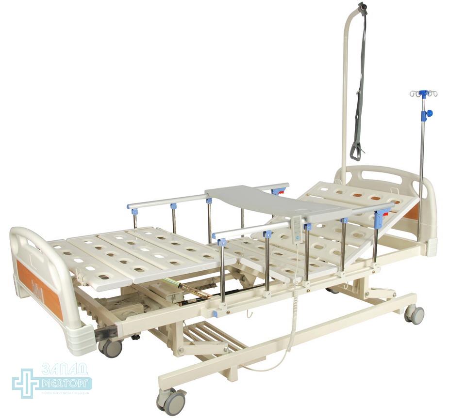 кровать медицинская электрическая