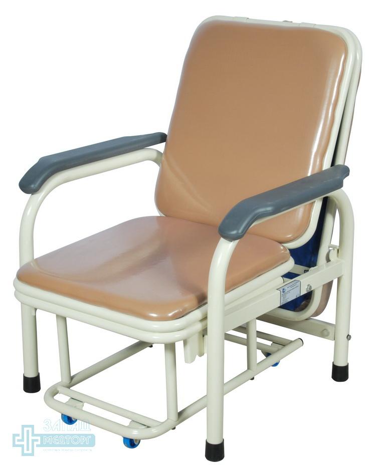 кресло кровать медицинское МКК-1120 сложено