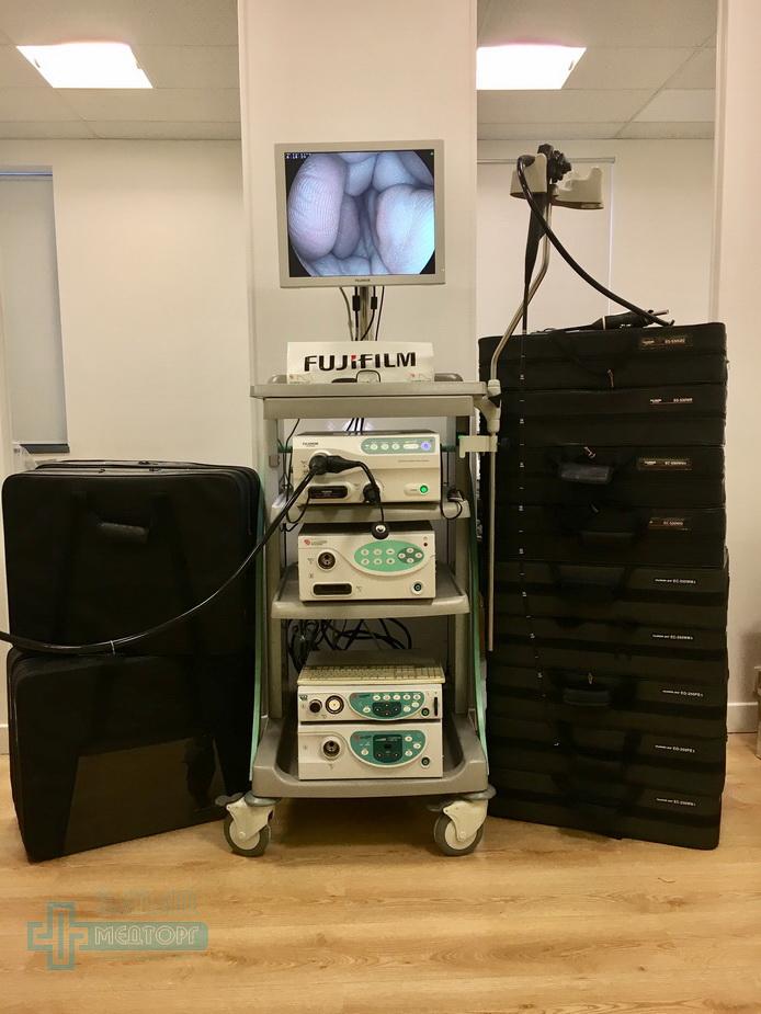 видеоэндоскопическая система FUJIFILM
