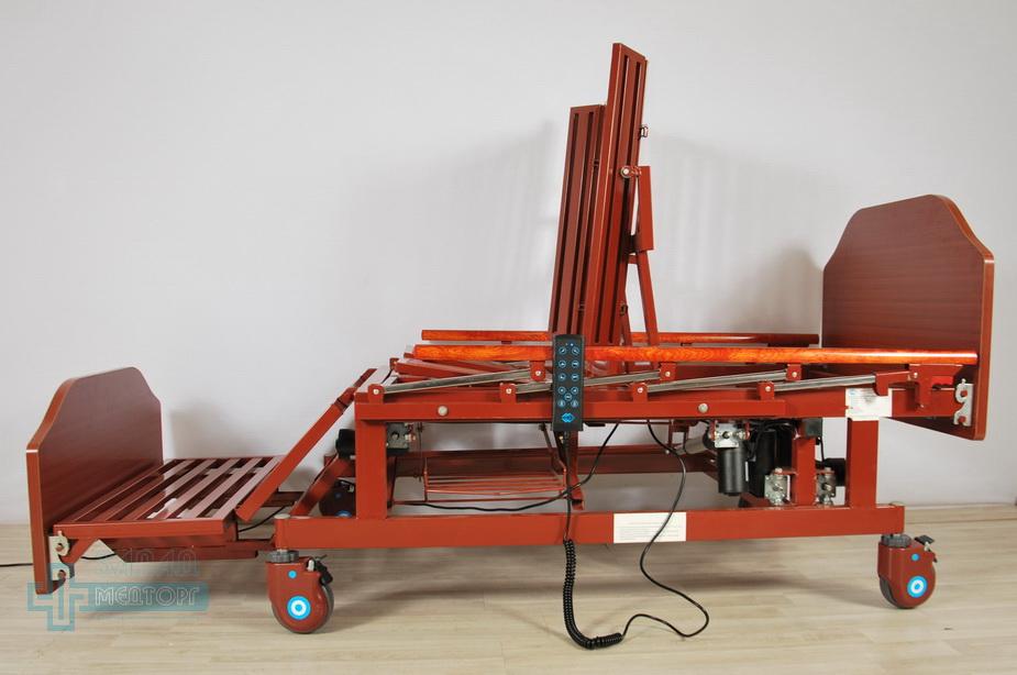 кровать медицинская электрическая МК-129 регулировка 1