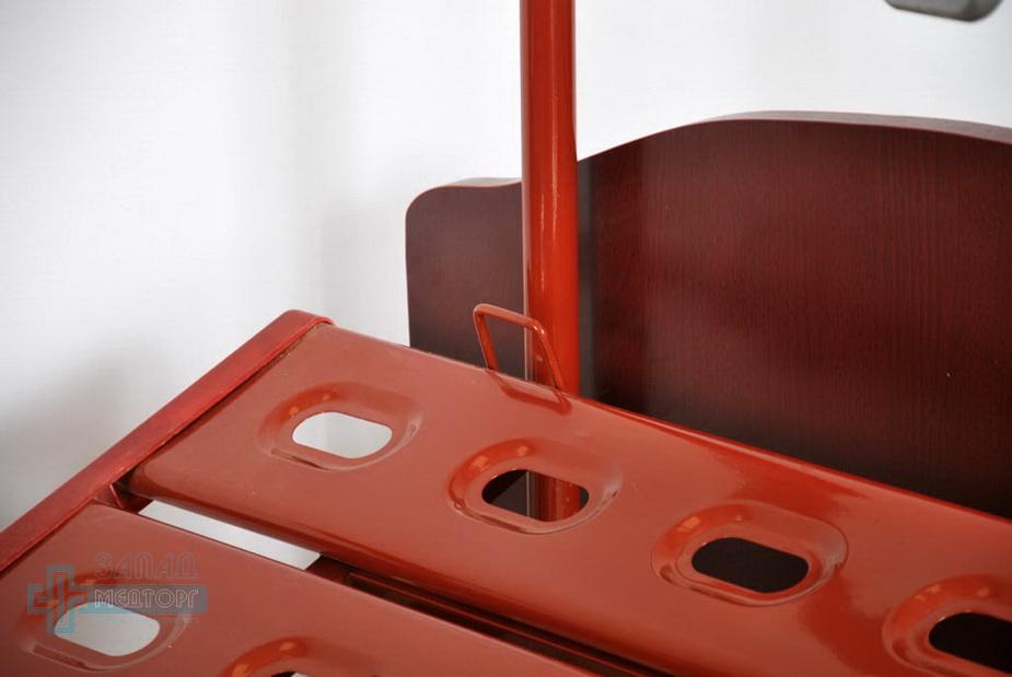 кровать медицинская механическая МК-1124 ложе