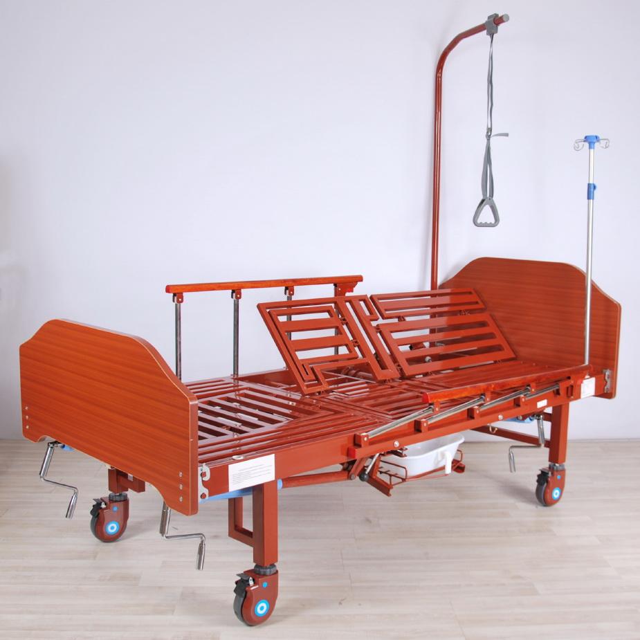 кровать медицинская механическая МК-1122 правый подъем