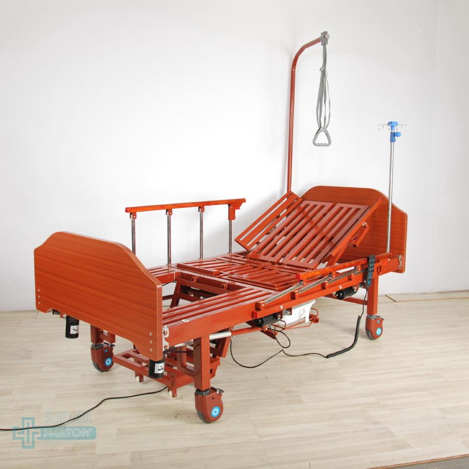 кровать медицинская электрическая МК-1211 кресло