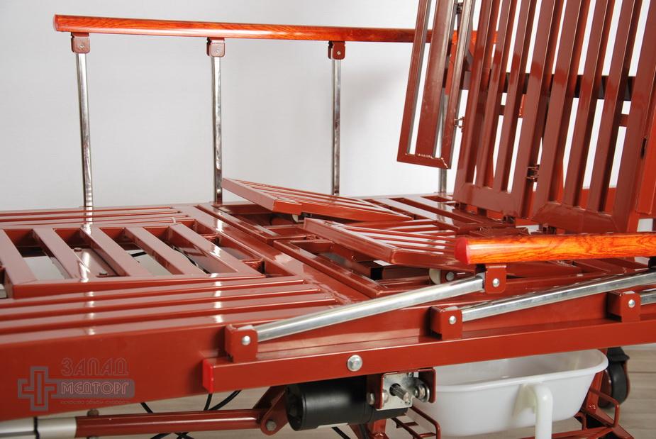 кровать медицинская электрическая МК-1211 близко