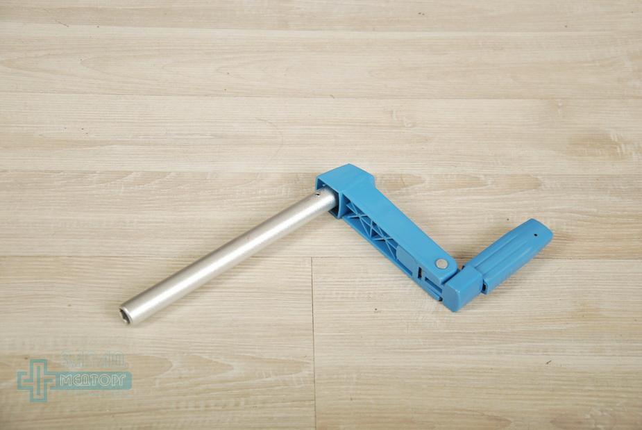 кровать медицинская электрическая МК-1211 ручка