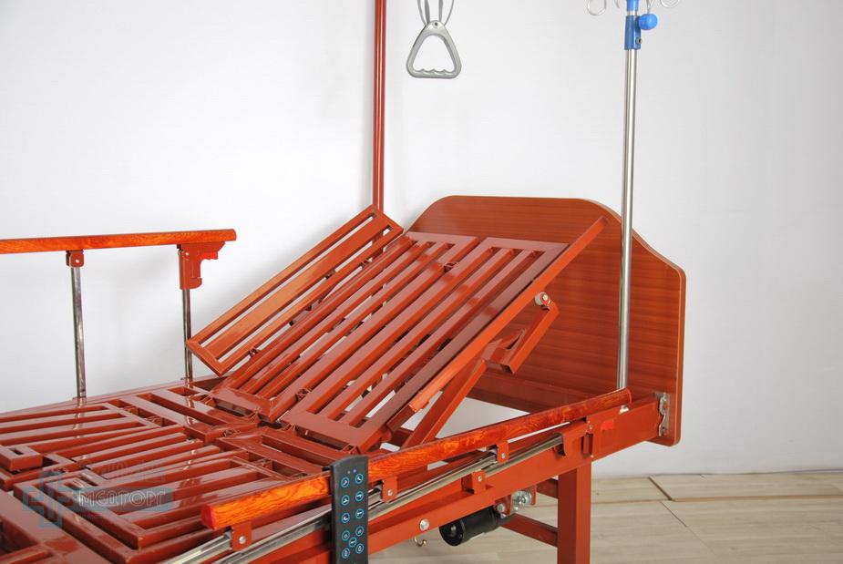 кровать медицинская электрическая МК-1211 подъем