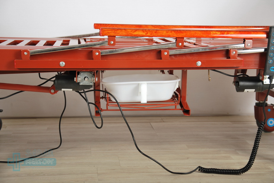 кровать медицинская электрическая МК-1211 судно
