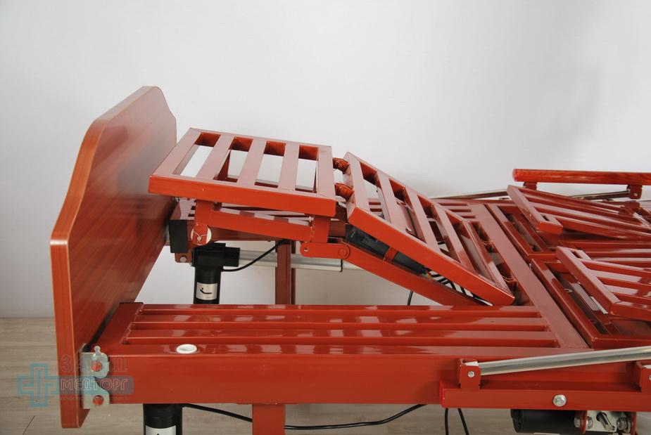 кровать медицинская электрическая МК-1211 задний подъем