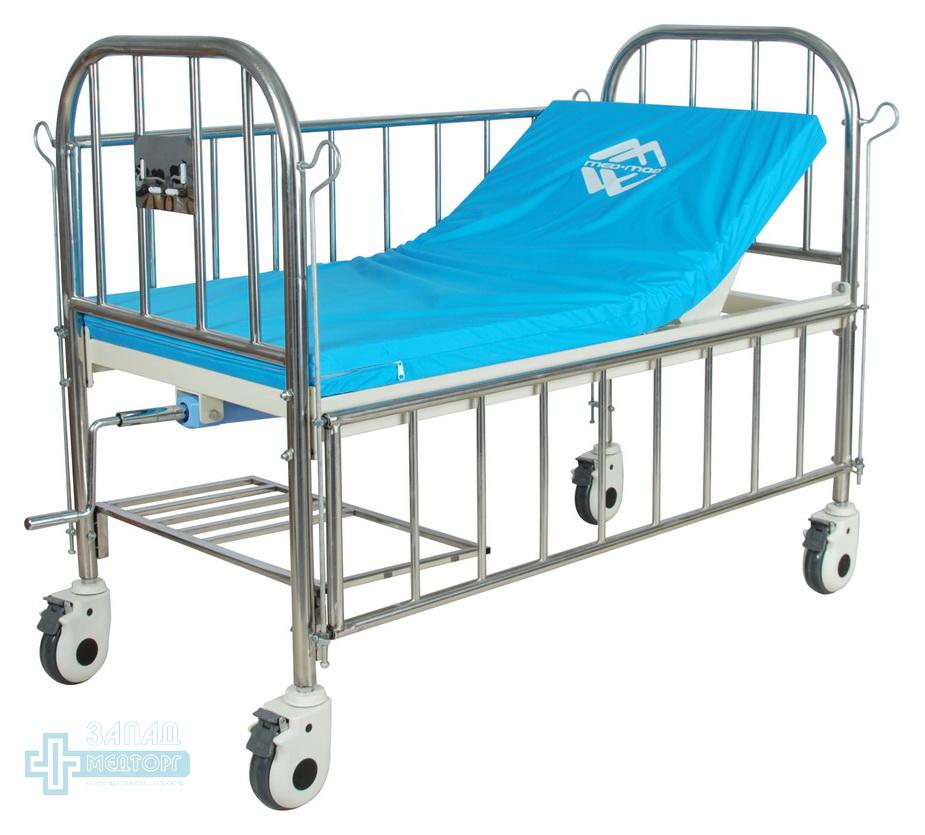 детская кроватка медицинская