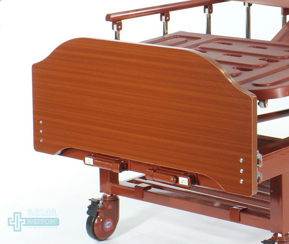 кровать медицинская механическая МК-1126 верхняя часть