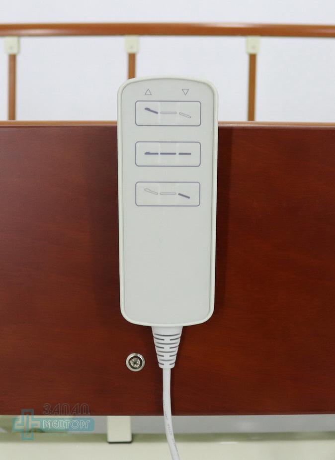кровать медицинская электрическая МК-126 пульт управления