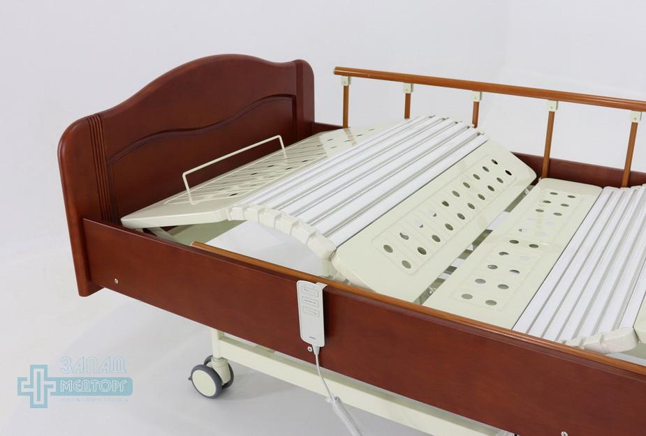 кровать медицинская электрическая МК-126 для ног