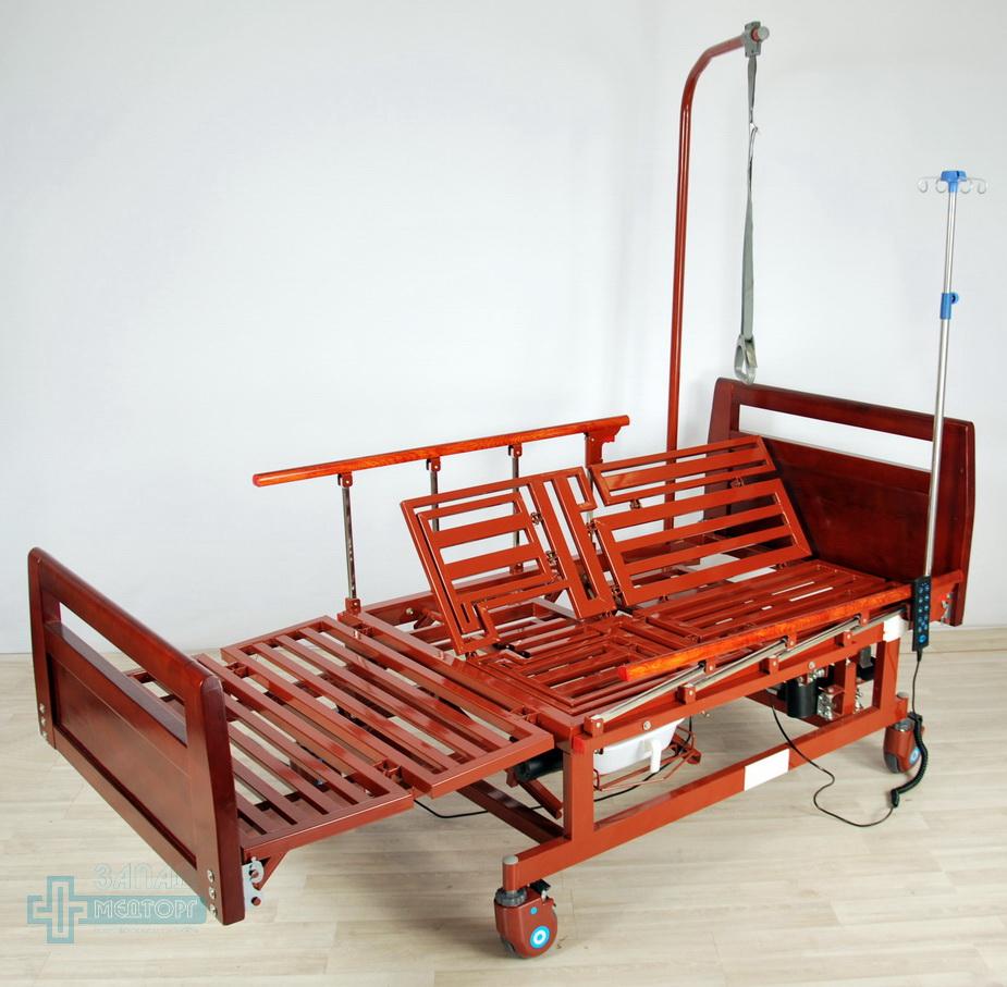 кровать медицинская электрическая МК-128 без матраца 2