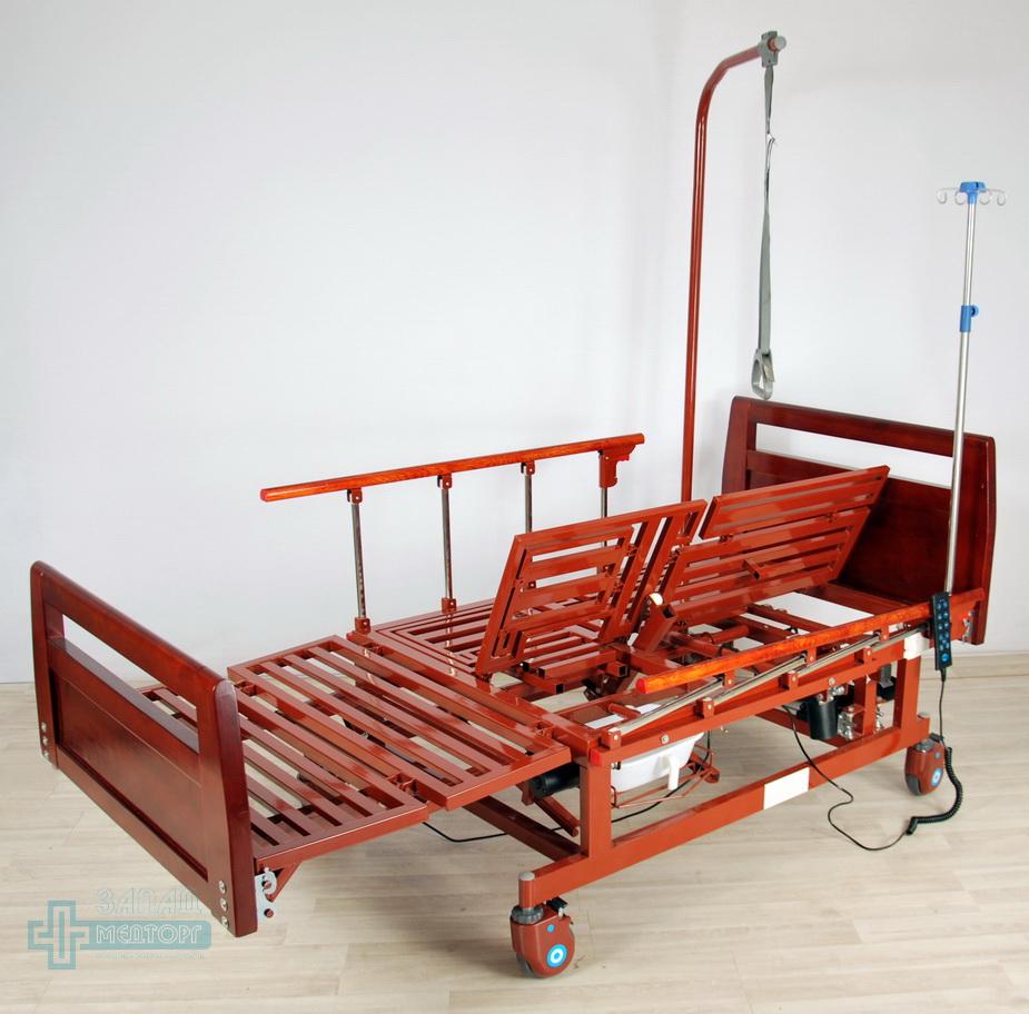 кровать медицинская электрическая МК-128 без матраца 1