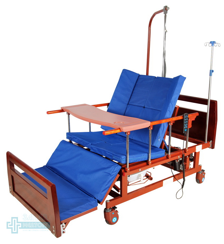 кровать медицинская электрическая МК-128 регулировка 4