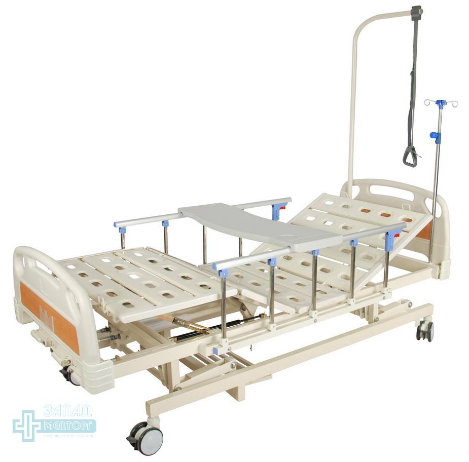 кровать медицинская механическая МК-1125