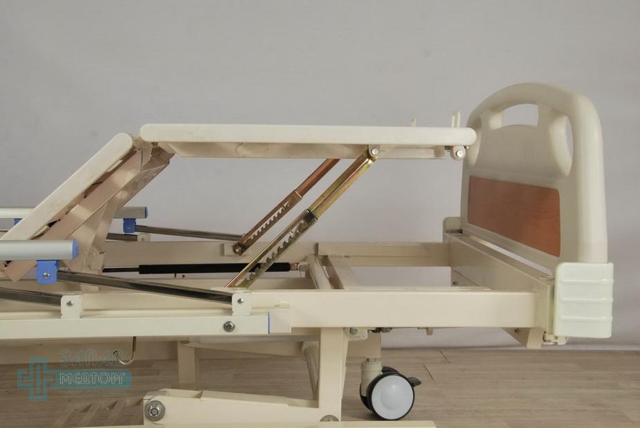 кровать медицинская механическая МК-1125 ножная секция вверх