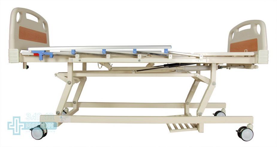 кровать медицинская механическая МК-1125 прямая