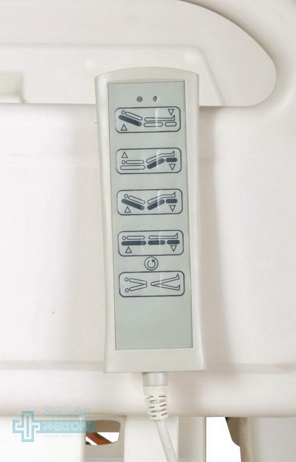 кровать медицинская электрическая МК-125 пульт управления