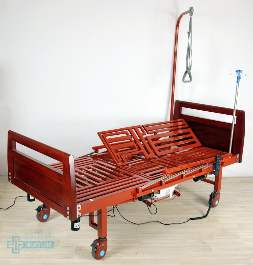 кровать медицинская электрическая МК-1210 правый поъем
