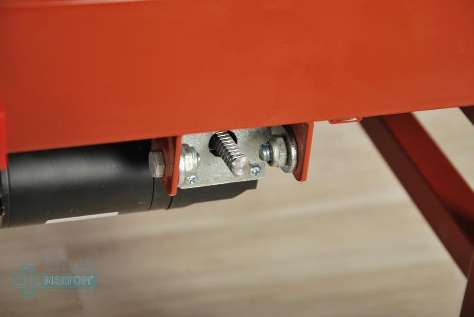 кровать медицинская электрическая МК-1210 для механической регулировки