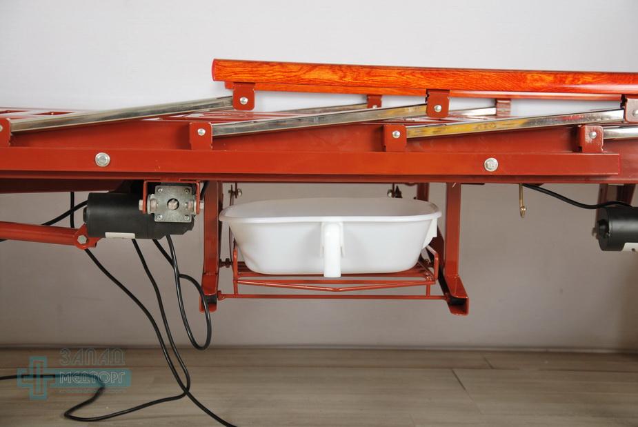 кровать медицинская электрическая МК-1210 судно
