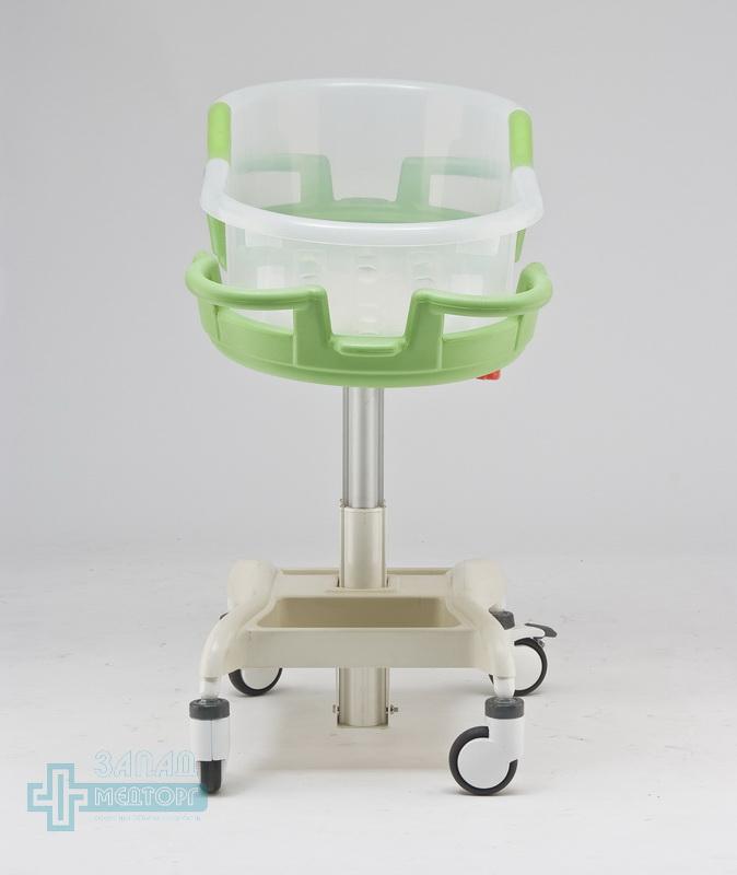 детская кроватка медицинская МК-014 передний