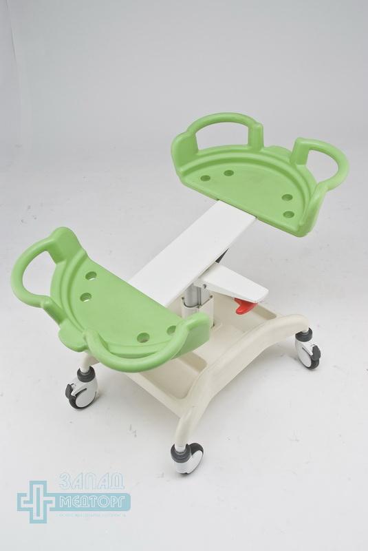детская кроватка медицинская МК-014 без ложе вид сверху