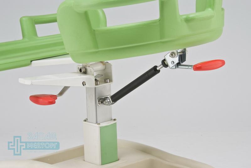 регулировка детской кроватки медицинской МК-014