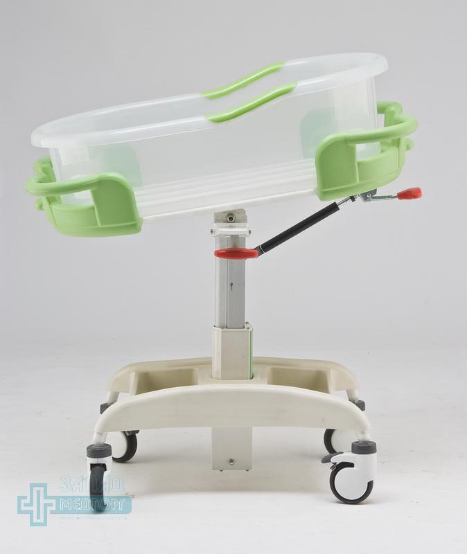 детская кроватка медицинская МК-014 левый