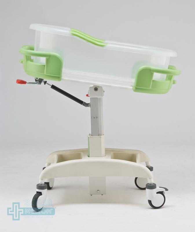 детская кроватка медицинская МК-014 правый бок