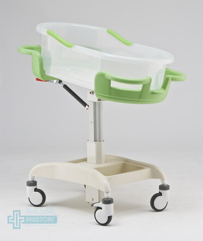 детская кроватка медицинская МК-014 вперед