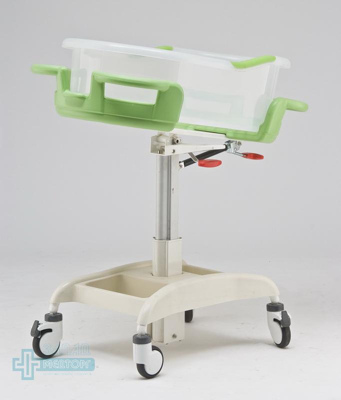 детская кроватка медицинская МК-014 назад