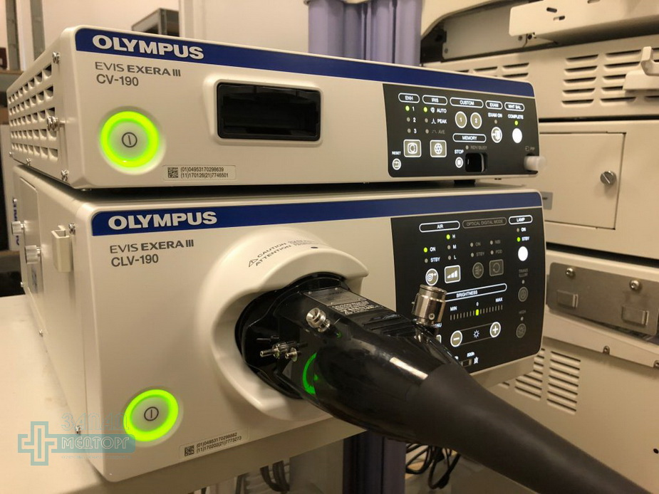 OLYMPUS эндоскоп